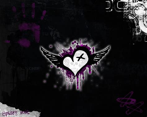 emo couple wallpaper hd see to world 07 27 11