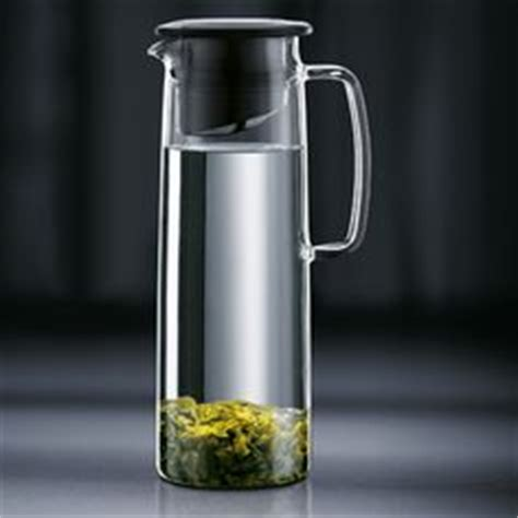 Green Leaf Teko Water Jug 4 L borosilicate glass water bottle tea infuser why doesn