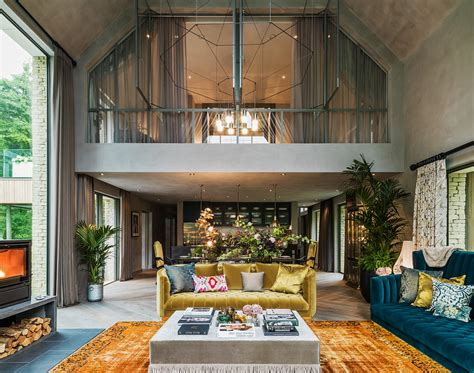 luxury home design uk kate moss proves she s a woman of many talents as she