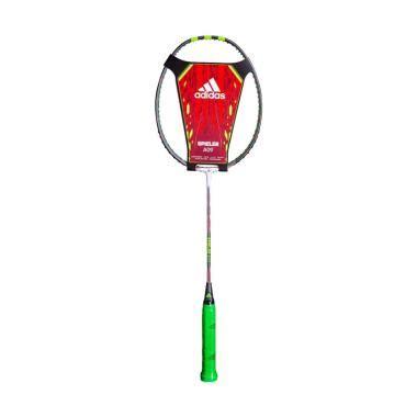 Mainan Raket Plastik Dan Golf jual adidas new spieler a 09 smu raket badminton white