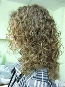 spiral perms for hair on looser spiral perm hairstyles pinterest back to
