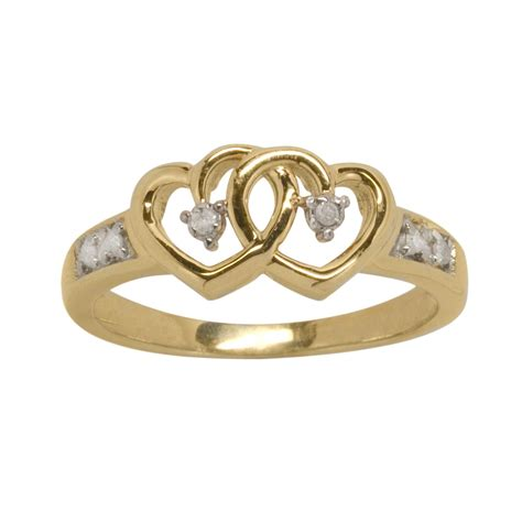 accent promise ring sears