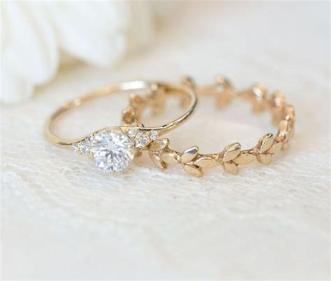 D Gold Ring by Best 25 Delicate Engagement Ring Ideas On