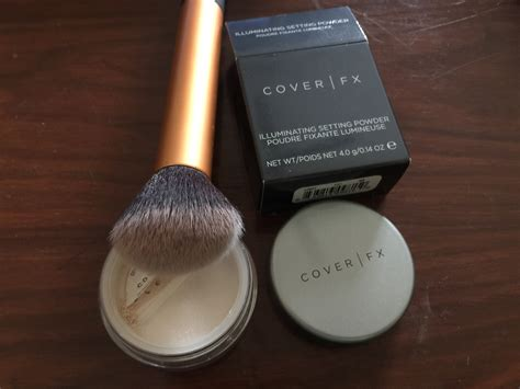 Cover Fx Setting Fx by Cover Fx Illuminating Setting Powder Health News