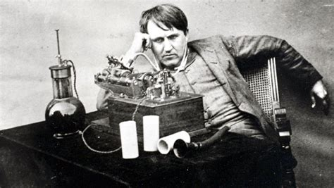 Its adaptation to the problem you re working on quot thomas edison