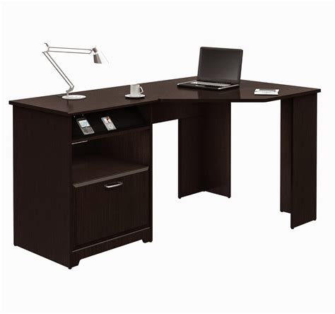 Black Corner Office Desk by Corner Computer Desks Corner Computer Desks For Small Spaces
