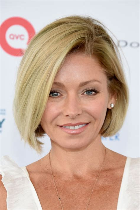 how does kelly ripa bend her hair 13 celebrities who have had on again off again