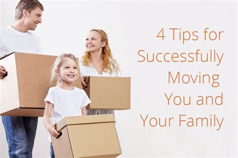 Apartment Finder Tips 4 Tips For Successfully Moving You And Your Family