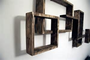 wall mounted wood shelving units decorative pallet wall shelves unit pallet furniture plans