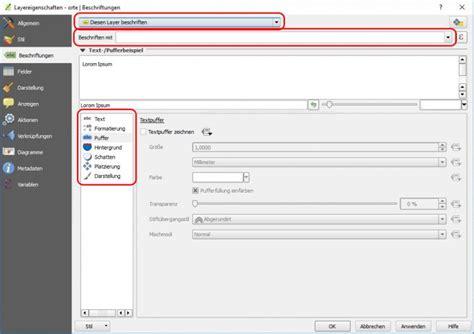qgis label tutorial qgis tutorial daten vektorisieren und karte erstellen