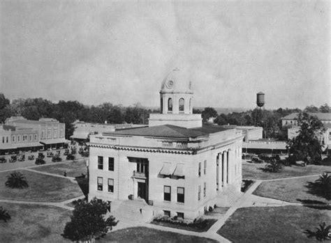 Gadsden County Court Records Florida Memory Gadsden County Courthouse