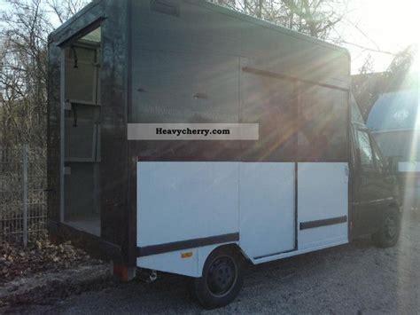 Box Truck Rack System by Fiat Ducato Aluminum Luggage Rack System Power 1998 Box Truck Photo And Specs