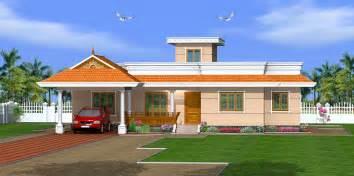 Kerala Home Design 2 Bedroom by Kerala Home Design Low Cost 3 Bedroom Single Floor At