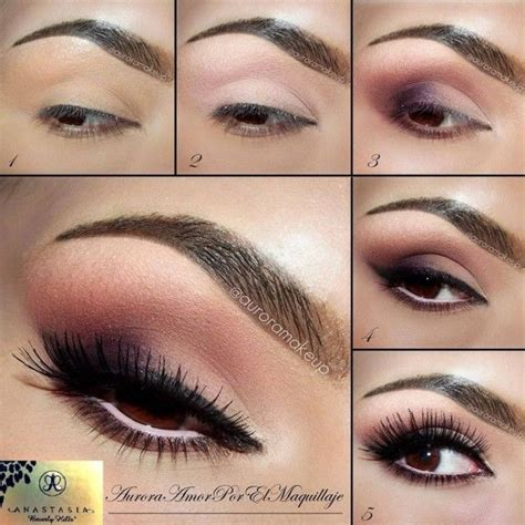makeup paso a paso 15 tutoriales de maquillajes para salir de noche maquillaje