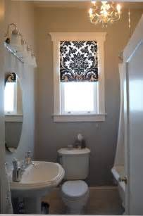 Small Bathroom Window Treatment Ideas by Window Treatment