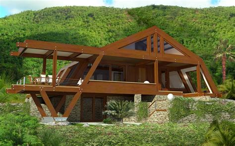Wood And House Plans Modern Wood House Plans Tradition In Contemporary Lines