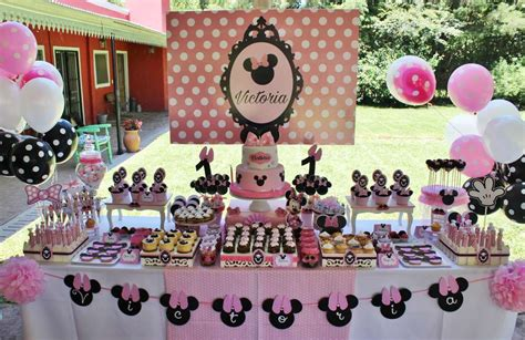 Minnie Mouse St Birthday Decorations by Kidiparty Top 10 Most Popular Birthday