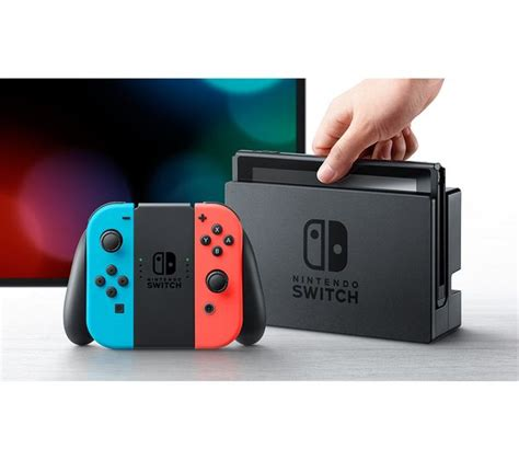 Nintendo Switch Neon buy nintendo switch neon free delivery currys