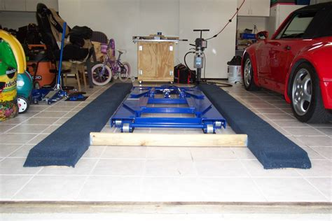 Garage Floor Car Lift by Eagle Mid Rise Lift Page 6 Rennlist Porsche