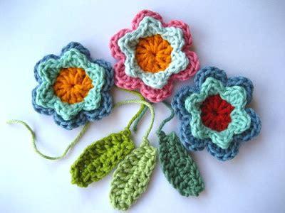 fiori a crochet cool chic style confidential fiori a crochet uncinetto
