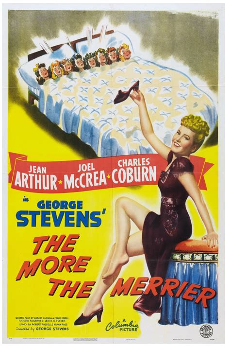 The More The Merrier by Filmfanatic Org 187 More The Merrier The 1943