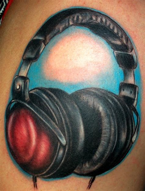 tattoo sles headphone