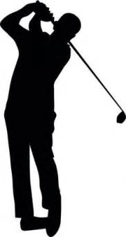 golfer silhouette golfer silhouette vector awesome golfer vector
