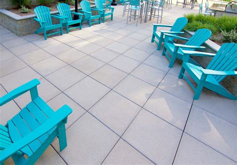 concrete patio pavers pavers for patios and decks brook paver manufacturer