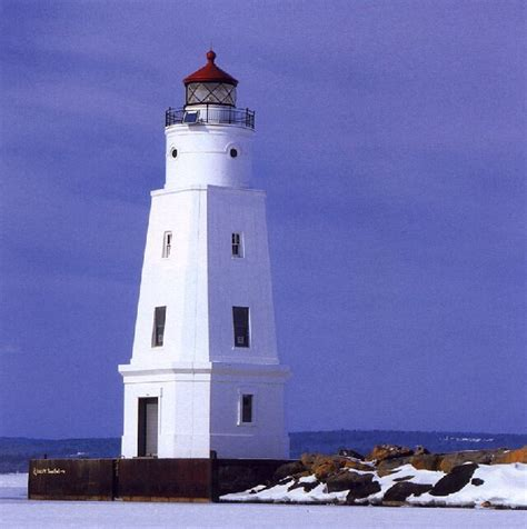 cat island not showing lighthouse that was built in 1831 17 best images about lighthouse adventures wi mn il on