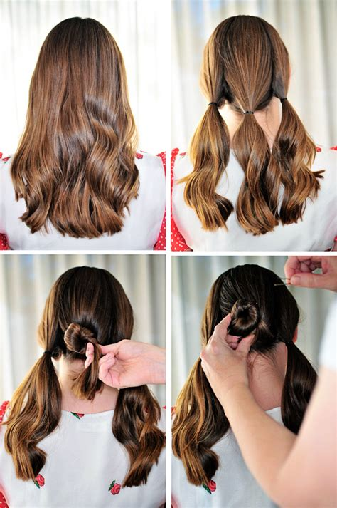 hairstyle steps for 65 hair step by step hairstyles for