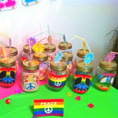 hippie theme decorations 20 best images about hippy bday on owl