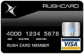 rushcard prepaid visa card reviews creditcardhq
