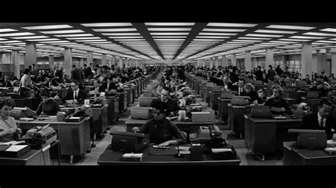 the appartment the apartment 1960 dir billy wilder invisible work