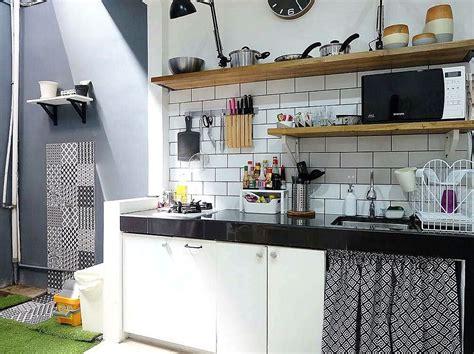 model keramik dinding dapur minimalis terbaru