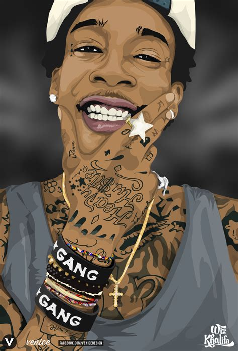 wiz khalifa fan art www imgkid com the image kid has it