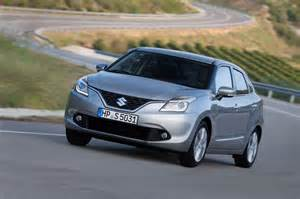 Suzuki Cars Suzuki Baleno 1 0 Boosterjet 2016 Review By Car Magazine