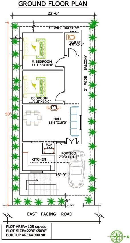 east floor plan west facing independent floor plan 200 sq yards land