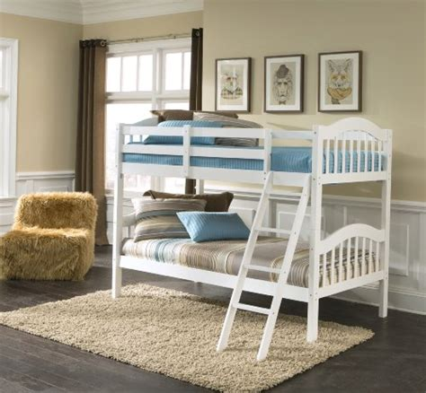 Storkcraft Bunk Beds Storkcraft Horn Solid Hardwood Bunk Bed White Baby Product In The Uae See Prices