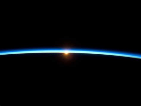 thin space nasa thin blue line