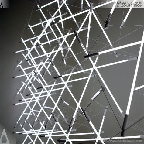 frame design lighting a design award and competition images of tensegrity