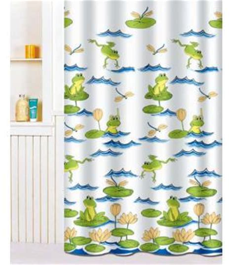 frog shower curtain fabric lovely frog paddle fabric shower curtain y3015 wholesale