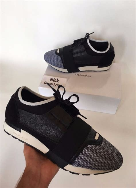 balenciaga race runner mens womens arena in chelsea gumtree