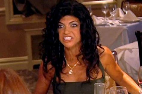 real housewives of new jersey teresa giudice punched in the face the 10 most controversial real housewives ever
