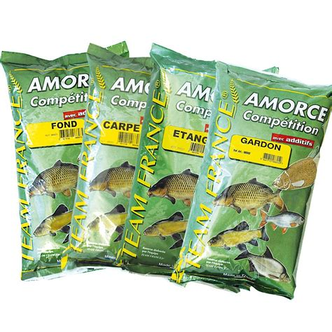 amorce team tf gardons pacific p 234 che vente
