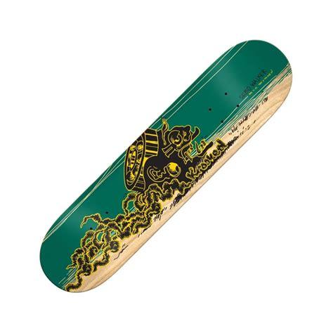 krooked deck krooked skateboards walker bearinghead skateboard deck 8
