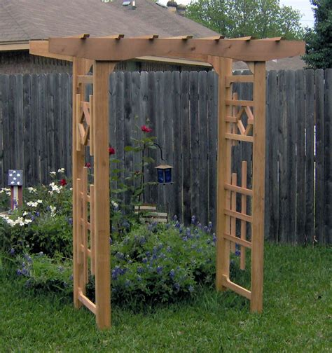 backyard arbor garden arbors garden arbor tips landscaping network