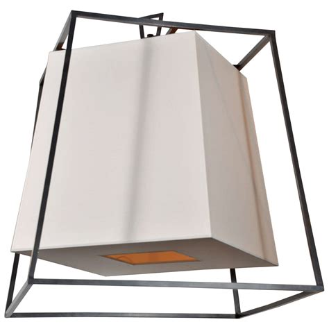 Kyle Geometric Light Fixture At 1stdibs Geometric Light Fixtures