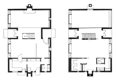 Esherick House Floor Plan | 1000 images about esherick house on pinterest house plans 60s kitchen and evernote