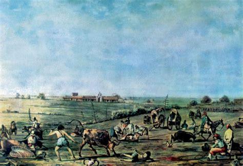 imagenes sensoriales el matadero el matadero de buenos aires c h pellegrini 1830