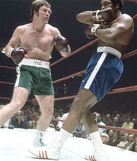 RCM HISTORICAL BOXING   Ode To Heavyweight Jerry Quarry: A